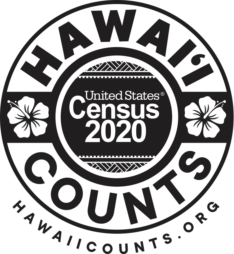 Hawaii Counts circle